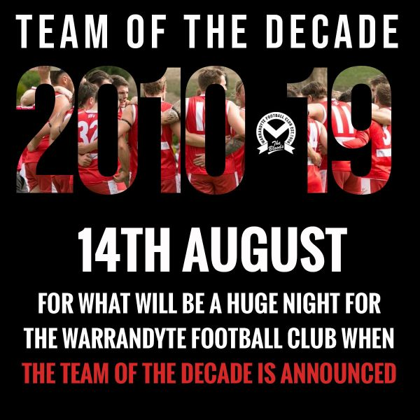 team of the decade 14 august